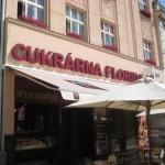 cukrárna v Prostějově