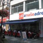 Kavárna v Teplicích