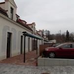 Mobilní stání Dolní Břežany