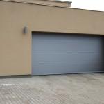 vrata do garáže - detail